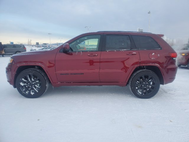 2020 Jeep Grand Cherokee Altitude Automatic SUV Regular Unleaded V-6 3.6 L/220 Engine