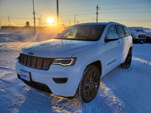 2021 Jeep Grand Cherokee Laredo X 4X4 4 Door Regular Unleaded V-6 3.6 L/220 Engine Automatic SUV