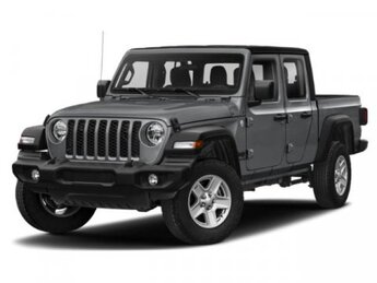 2021 Jeep Gladiator 80th Anniversary Truck Regular Unleaded V-6 3.6 L/220 Engine 4 Door Automatic 4X4