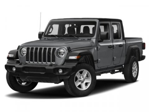 2021 Hydro Blue Pearlcoat Jeep Gladiator 80th Anniversary 4X4 Regular Unleaded V-6 3.6 L/220 Engine Automatic 4 Door