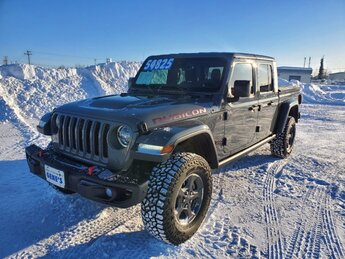 2020 Jeep Gladiator Rubicon Automatic 4X4 4 Door Regular Unleaded V-6 3.6 L/220 Engine