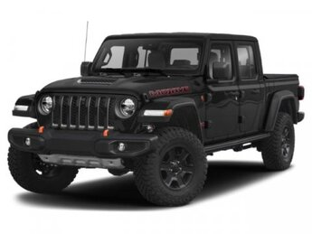 2021 Snazzberry Pearlcoat Jeep Gladiator Mojave 4 Door Regular Unleaded V-6 3.6 L/220 Engine Automatic