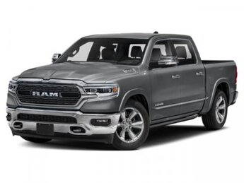 2021 Maximum Steel Metallic Clearcoat Ram 1500 Limited 4 Door Automatic Truck Gas/Electric V-8 5.7 L/345 Engine 4X4