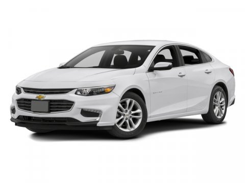 2016 Chevrolet Malibu LT Car Automatic FWD Turbocharged Gas I4 1.5L/91 Engine 4 Door