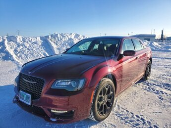 2020 Chrysler 300 Touring L AWD 4 Door Automatic Regular Unleaded V-6 3.6 L/220 Engine Car