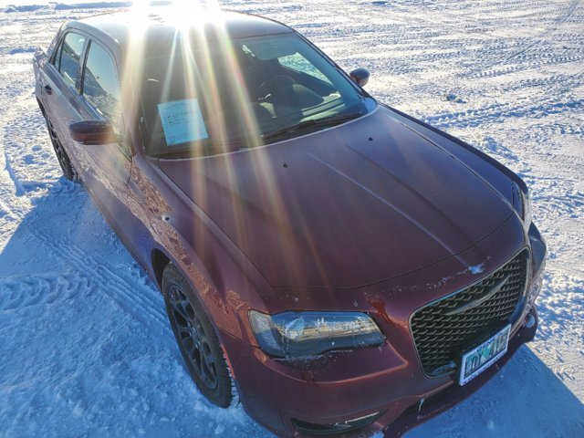 2020 Chrysler 300 Touring L AWD Regular Unleaded V-6 3.6 L/220 Engine 4 Door Automatic