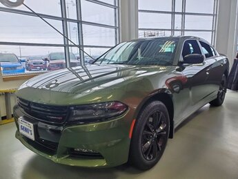 2020 Dodge Charger SXT Regular Unleaded V-6 3.6 L/220 Engine AWD 4 Door