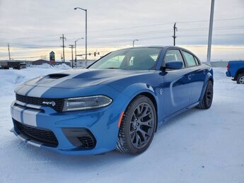 2020 Dodge Charger SRT Hellcat RWD Sedan Automatic 4 Door