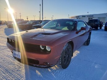 2020 Dodge Challenger SXT Regular Unleaded V-6 3.6 L/220 Engine Automatic 2 Door Car
