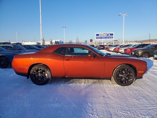 2020 Sinamon Stick Dodge Challenger SXT AWD Automatic Regular Unleaded V-6 3.6 L/220 Engine