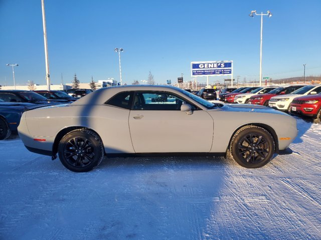 2020 Smoke Show Dodge Challenger GT AWD Automatic 2 Door