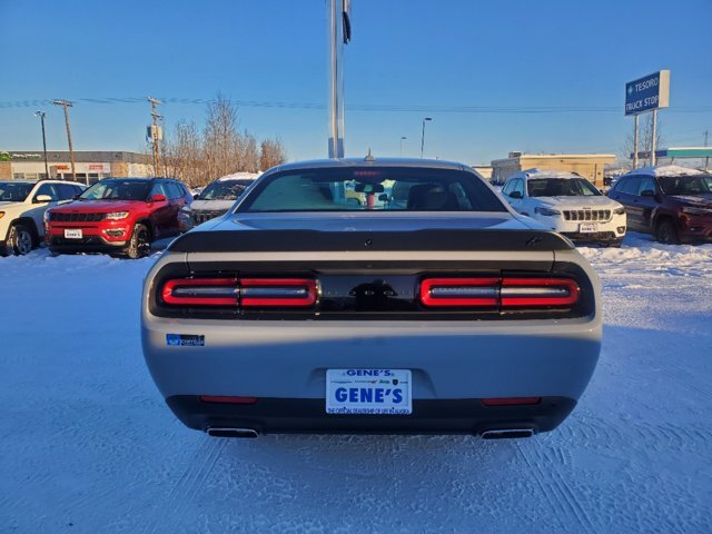 2020 Smoke Show Dodge Challenger GT Regular Unleaded V-6 3.6 L/220 Engine Car 2 Door Automatic AWD