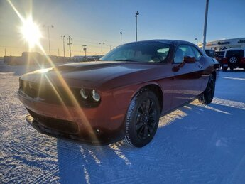 2020 Dodge Challenger GT AWD 2 Door Coupe Automatic