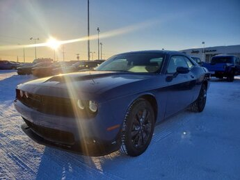 2020 Frostbite Dodge Challenger GT AWD Regular Unleaded V-6 3.6 L/220 Engine 2 Door Car Automatic