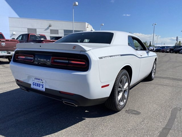 2020 Dodge Challenger GT AWD 2 Door Automatic