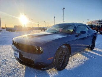 2020 Dodge Challenger GT Automatic 2 Door Regular Unleaded V-6 3.6 L/220 Engine AWD