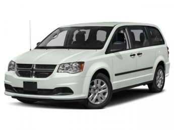 2020 White Knuckle Clearcoat Dodge Grand Caravan SE Plus Van FWD Automatic Regular Unleaded V-6 3.6 L/220 Engine 4 Door