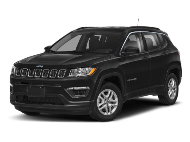 2020 Jeep Compass Latitude 4X4 Regular Unleaded I-4 2.4 L/144 Engine Automatic SUV