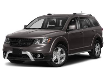 2020 Dodge Journey Crossroad SUV 4 Door FWD Regular Unleaded I-4 2.4 L/144 Engine Automatic