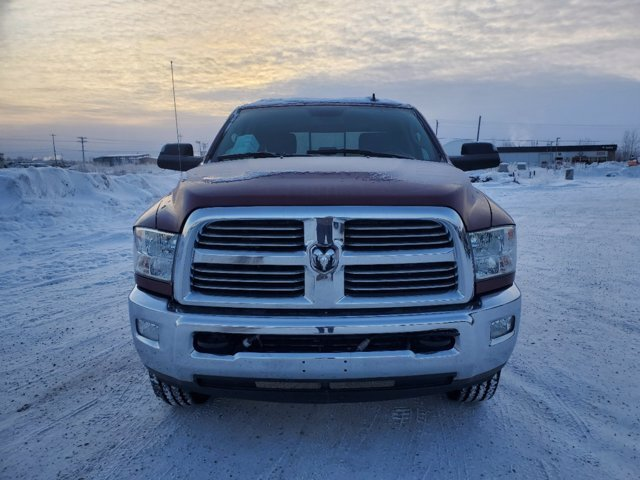 2018 Ram 2500 Big Horn 4 Door 4X4 Truck Premium Unleaded V-8 6.4 L/392 Engine