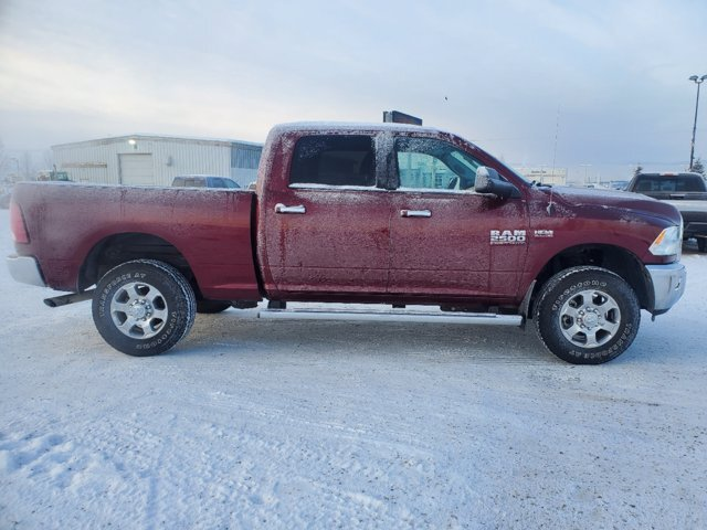 2018 Delmonico Red Pearlcoat Ram 2500 Big Horn Truck 4 Door Premium Unleaded V-8 6.4 L/392 Engine