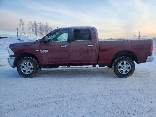 2018 Delmonico Red Pearlcoat Ram 2500 Big Horn 4 Door Premium Unleaded V-8 6.4 L/392 Engine Automatic 4X4 Truck