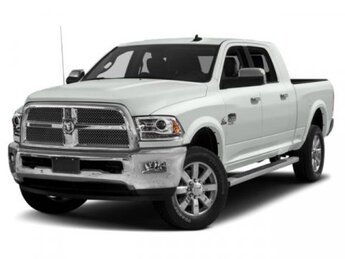 2018 Ram 2500 Limited Truck Premium Unleaded V-8 6.4 L/392 Engine 4X4