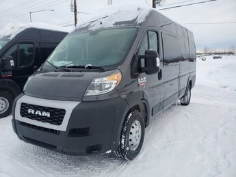 2020 Granite Crystal Metallic Clearcoat Ram ProMaster Cargo Van 3 Door Automatic FWD Regular Unleaded V-6 3.6 L/220 Engine
