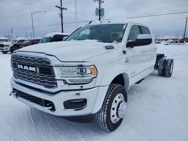 2020 Ram 4500 Chassis Cab Limited 4X4 Automatic Truck 4 Door