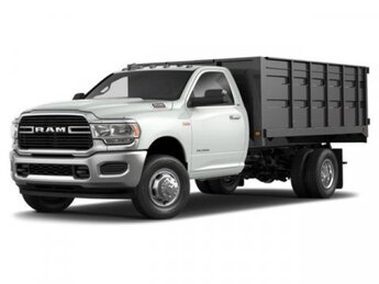 2021 Ram 3500 Chassis Cab Tradesman Truck 4X4 Intercooled Turbo Diesel I-6 6.7 L/408 Engine 2 Door