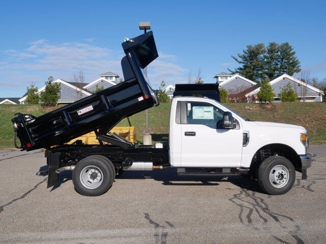 2020 Ford Super Duty F-350 DRW XL 4WD CHA CAB 145 4X4 Automatic Truck