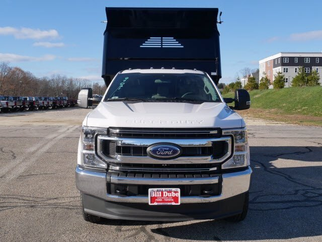 2020 Ford Super Duty F-350 DRW XL 4WD CHA CAB 145 Truck Automatic 4X4 6.2L V8 Engine