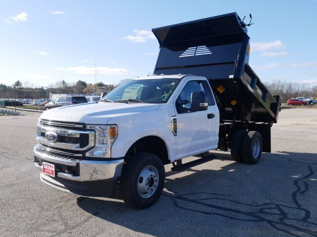 2020 Iconic Silver Metallic Ford Super Duty F-350 DRW XL 4WD CHA CAB 145 Automatic 4X4 Truck