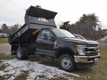 2020 Agate Black Metallic Ford Super Duty F-350 DRW XL Truck 7.3L V8 Engine Automatic 4X4