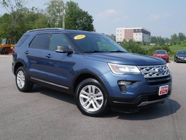2019 Ford Explorer XLT 3.5L V6 Engine Automatic SUV 4X4 4 Door