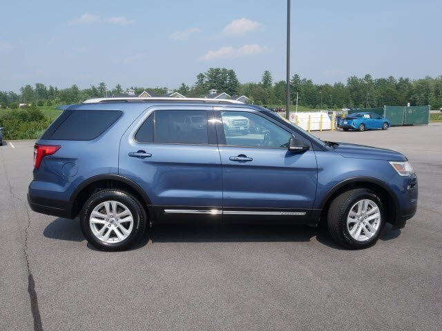 2019 Ford Explorer XLT SUV Automatic 4 Door 3.5L V6 Engine 4X4