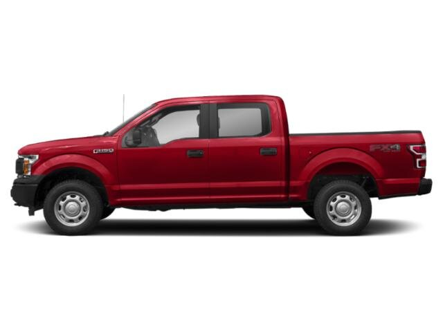 2019 Race Red Ford F-150 XL 2.7L V6 Engine 4 Door Automatic 4X4