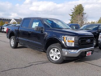 2021 Agate Black Metallic Ford F-150 XL Automatic 2.7L V6 Engine Truck