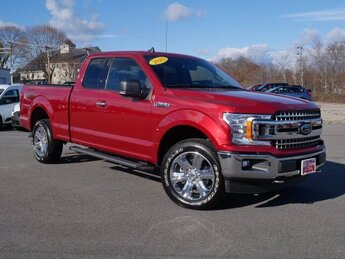 2020 Ford F-150 XLT 4X4 Automatic 3.5L V6 Engine Truck