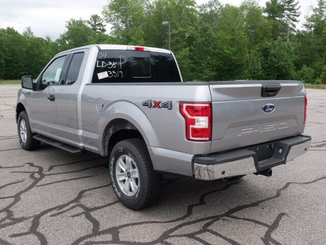 2020 Iconic Silver Metallic Ford F-150 XLT Automatic 4 Door 5.0L V8 Engine 4X4