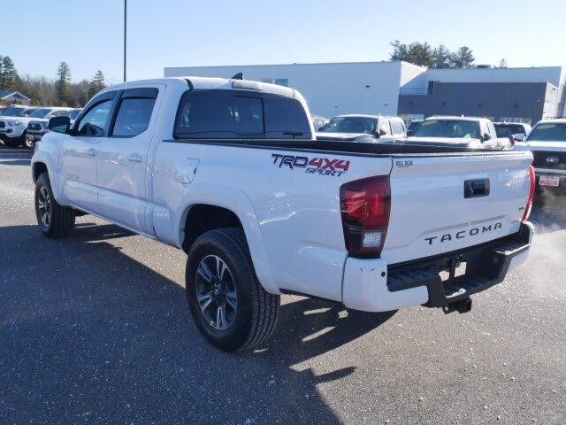 2018 Toyota Tacoma TRD Sport 4X4 Automatic Regular Unleaded V-6 3.5 L/211 Engine 4 Door Truck