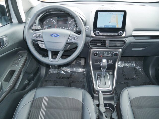 2020 Ford EcoSport SES SUV 4 Door 2.0L 4 cyls Engine Automatic