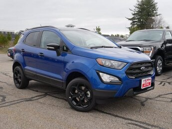 2021 Ford EcoSport SES 2.0L 4 cyls Engine 4X4 Automatic
