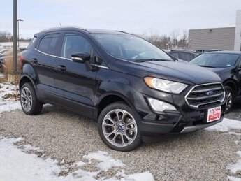 2020 Ford EcoSport Titanium 4 Door 4X4 2.0L 4 cyls Engine SUV Automatic