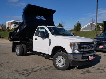 2020 Iconic Silver Metallic Ford Super Duty F-350 DRW XL 4WD CHA CAB 145 Truck 6.2L V8 Engine Automatic