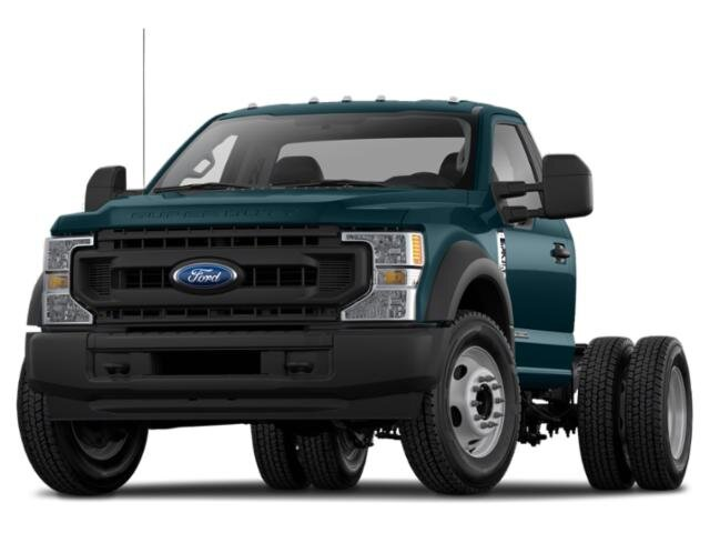 2021 Green Ford Super Duty F-350 DRW XL 4WD CHASSIS CAB 145 Automatic Truck 7.3L V8 Engine