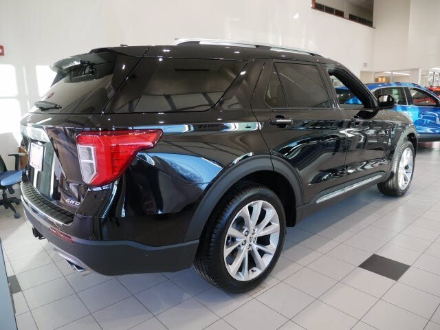 2021 Ford Explorer Platinum 4X4 Automatic SUV 4 Door