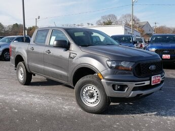 2019 Magnetic Metallic Ford Ranger XL Truck 4 Door 4X4 2.3L 4 cyls Engine Automatic