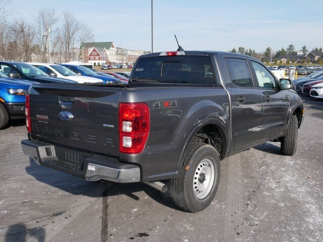2019 Ford Ranger XL 4 Door 2.3L 4 cyls Engine Automatic Truck 4X4
