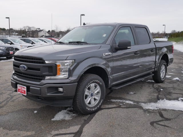 2020 Ford F-150 XL Automatic Truck 4X4 2.7L V6 Engine
